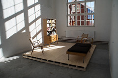 The Political Beekeeper's Library, Art Lab Gnesta (2015)
